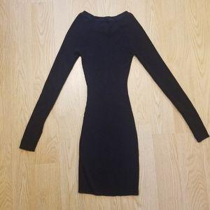 Wet Seal black dress